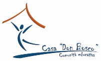 Casa Don Bosco - Comunità educativa (Logo)